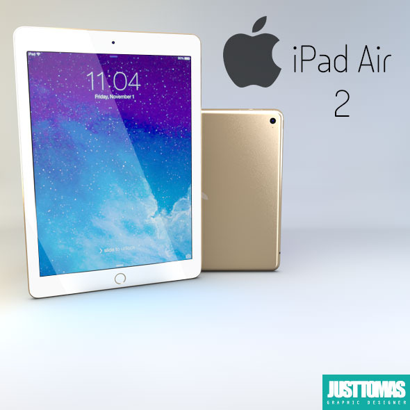3DOcean iPad Air 2 9257212