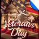 Veteran's Day Flyer Template - GraphicRiver Item for Sale