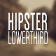 28 Hipster Titles & Lowerthirds - VideoHive Item for Sale