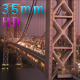 Washington Bridge At Dusk 2 - VideoHive Item for Sale