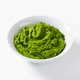Bowl of homemade spinach puree - PhotoDune Item for Sale