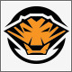 Tiger Head Logo - GraphicRiver Item for Sale