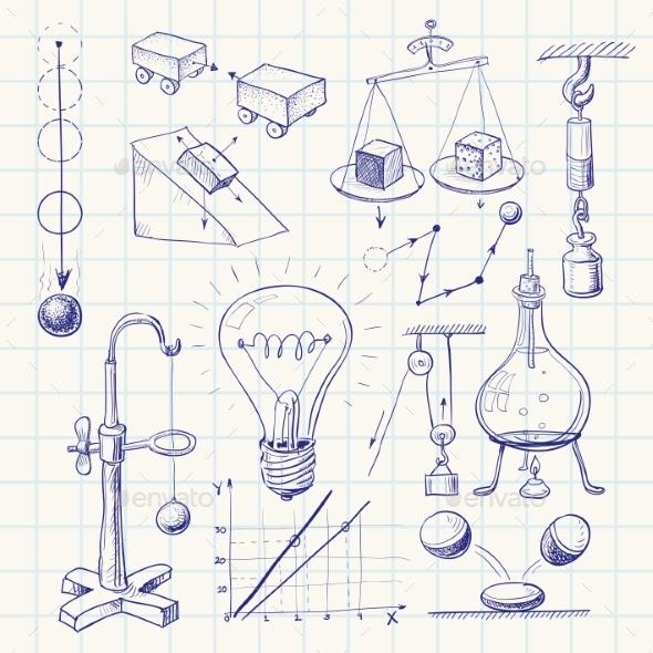 GraphicRiver Physics 9258058