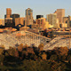 Downtown Denver Sunset - VideoHive Item for Sale