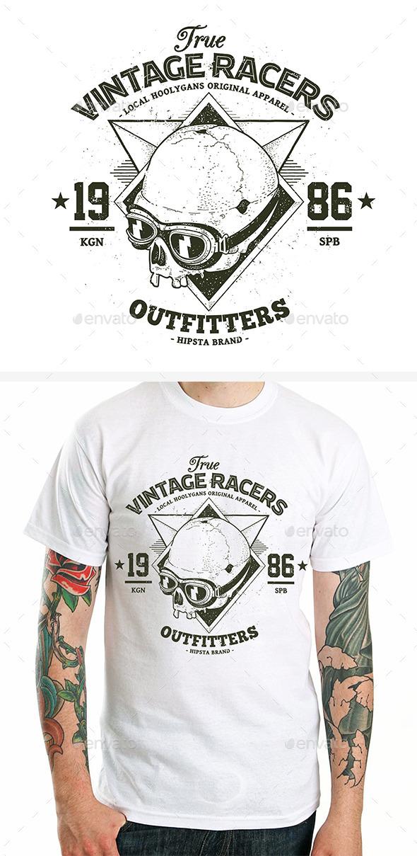 GraphicRiver Dotwork Skull Print #6 9258143