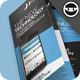 App Promotion Trifold Brochure - GraphicRiver Item for Sale
