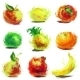 Set of Drawing Fruit - GraphicRiver Item for Sale