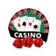 Casino Emblem or Badge - GraphicRiver Item for Sale