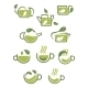 Herbal Tea Icons - GraphicRiver Item for Sale