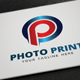 Photo Print Logo - GraphicRiver Item for Sale