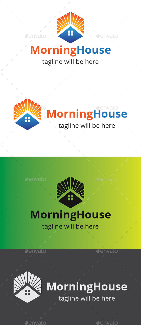 GraphicRiver Morning House 9258729