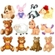 Stuffed Animals - GraphicRiver Item for Sale