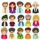 Group of People  - GraphicRiver Item for Sale