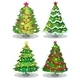 Christmas Trees - GraphicRiver Item for Sale