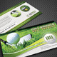 Golf Game Gift Voucher V03 - GraphicRiver Item for Sale