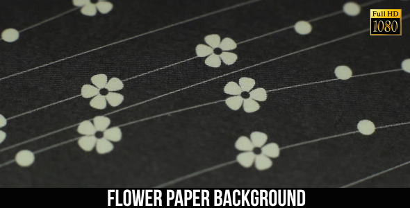 Flower Paper Background 13
