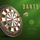 Darts Board Background - GraphicRiver Item for Sale