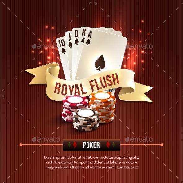 GraphicRiver Poker Casino Background 9259516