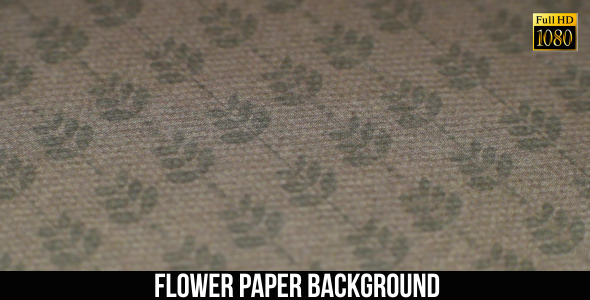Flower Paper Background 16