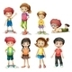 Group of Kids - GraphicRiver Item for Sale