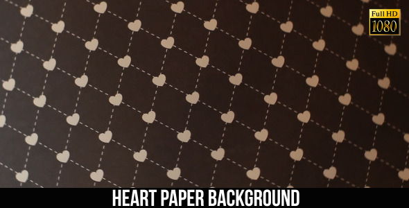Heart Paper Background 3
