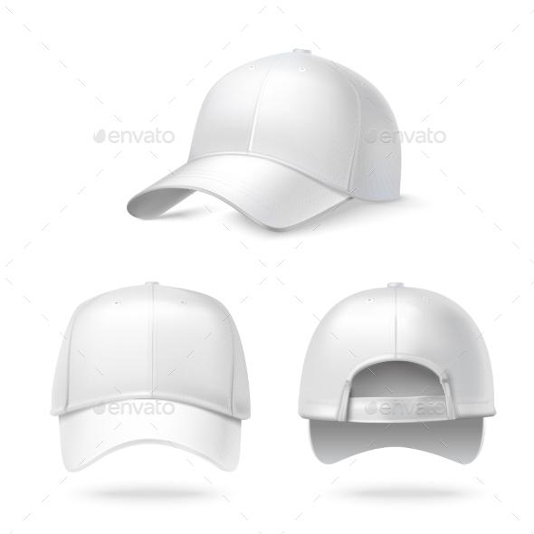 GraphicRiver Baseball Cap 9259655