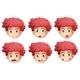Facial Expressions - GraphicRiver Item for Sale