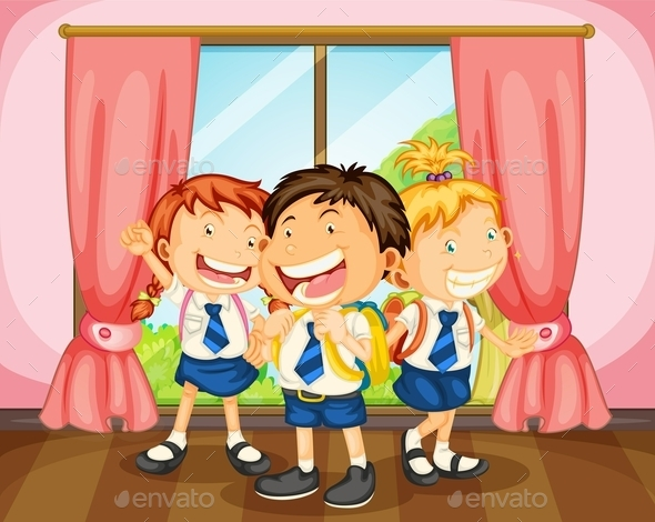 GraphicRiver Kids 9259713