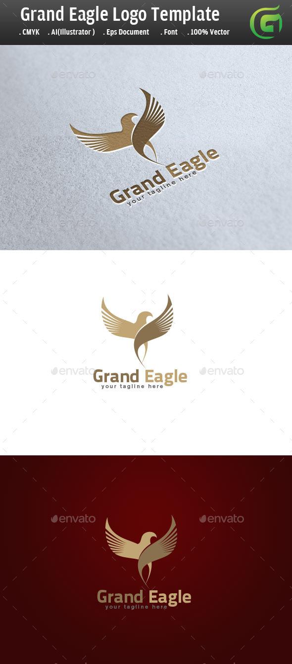 GraphicRiver Grand Logo 9259737