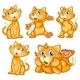 Cat Set - GraphicRiver Item for Sale