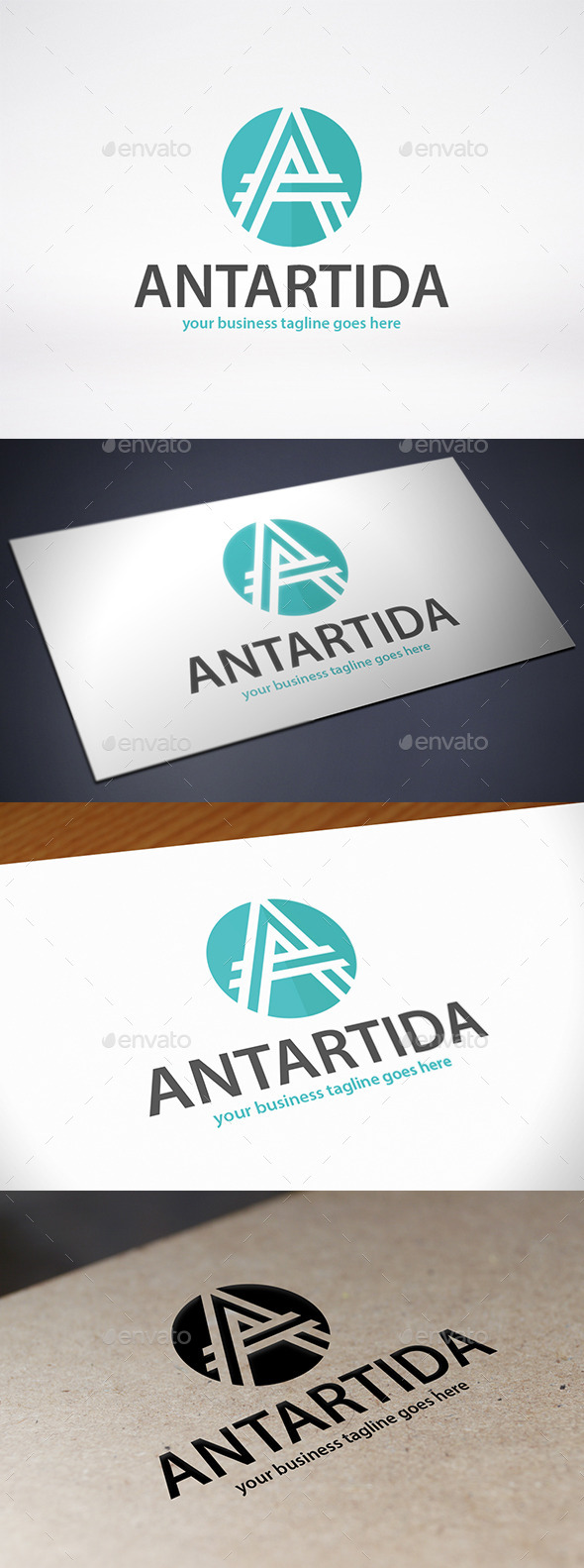 GraphicRiver A Letter Logo Template 9259960