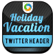 Travel & Tourism Twitter Header - GraphicRiver Item for Sale