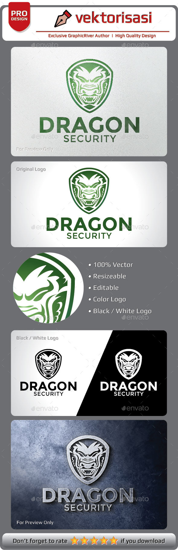 Dragon Security Logo