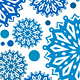 Snowflakes Backgrounds Set 2 - VideoHive Item for Sale