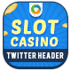 Casino Twitter Header - GraphicRiver Item for Sale