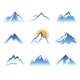 Mountains Signs - GraphicRiver Item for Sale
