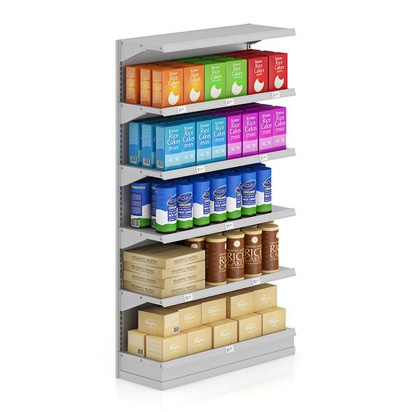 Market Shelf - Wafers - 3DOcean Item for Sale