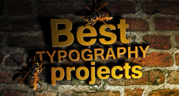 Best typography projects!