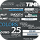 25 Simple Title Animations - VideoHive Item for Sale