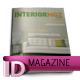 Interior Design Magazine Template - GraphicRiver Item for Sale
