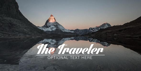 The Traveler – Media Opener (Video Displays)