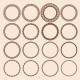Set of Round Pattern Frames - GraphicRiver Item for Sale