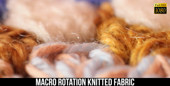 Knitted Fabric 2