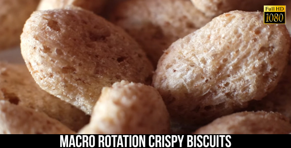 Rotation Crispy Biscuits 2