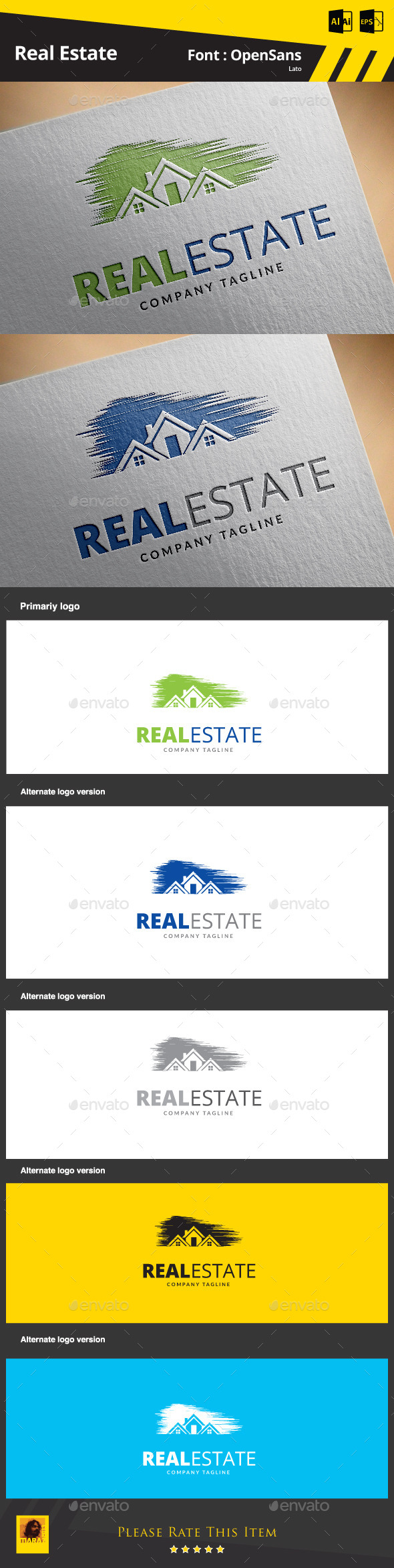GraphicRiver Real Estate 9263482