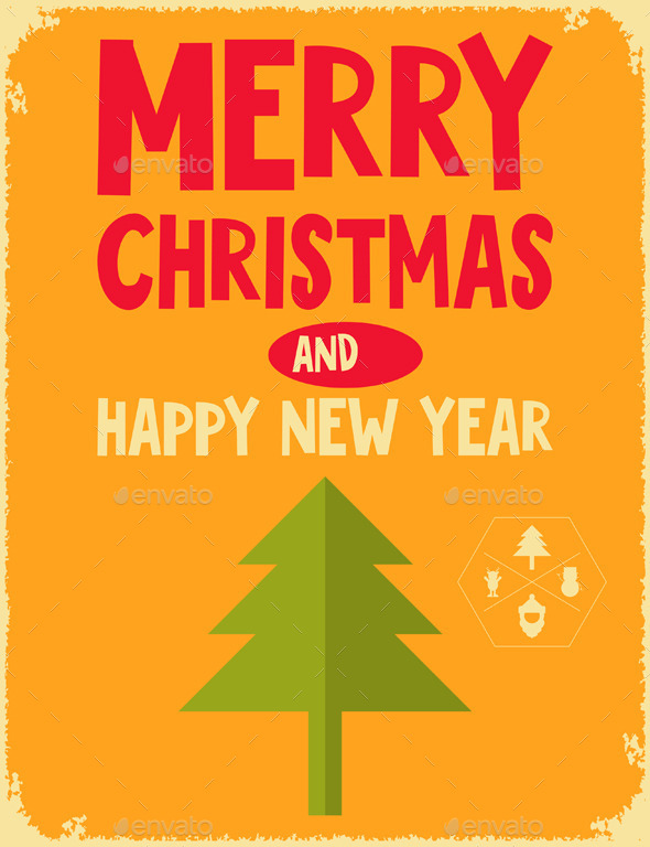 GraphicRiver Christmas Card 9264129