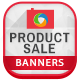 Product Sale Banner Design Set - GraphicRiver Item for Sale
