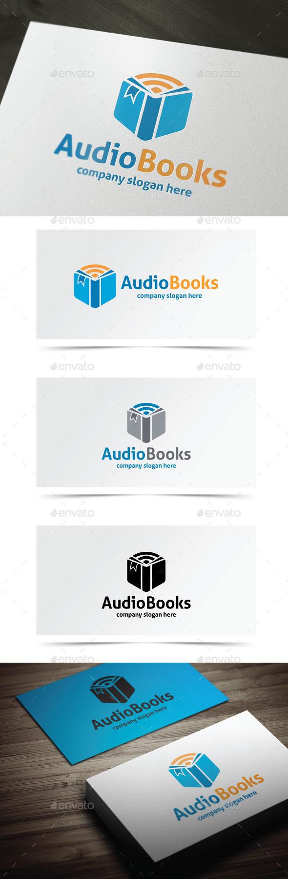 GraphicRiver Audio Books 9264281