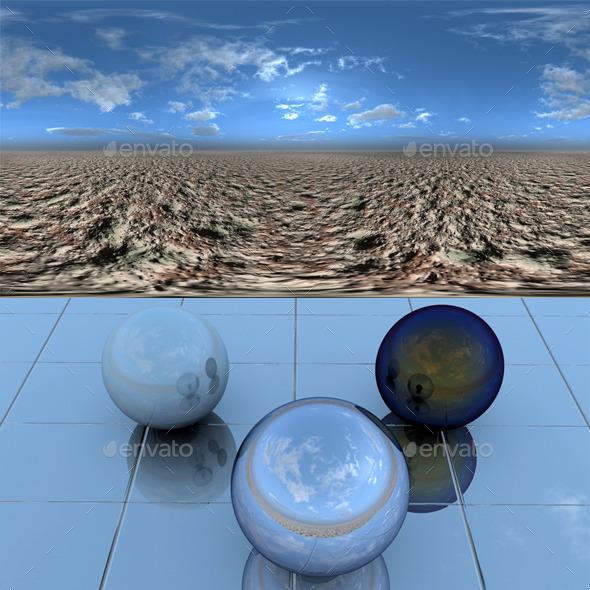 Desert 176 - 3DOcean Item for Sale
