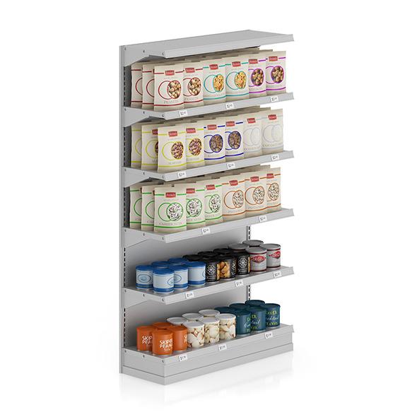 Market Shelf - Nuts